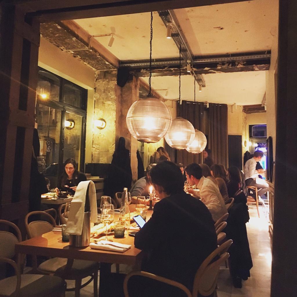 décoration restaurant Mamie