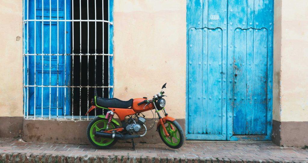moto à trinidad