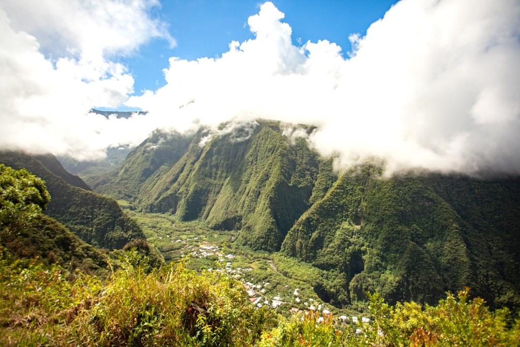 L'île de la Réunion par Clo et Clem