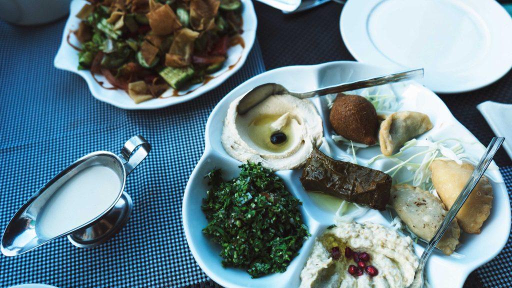 Arabic Mix Mezze