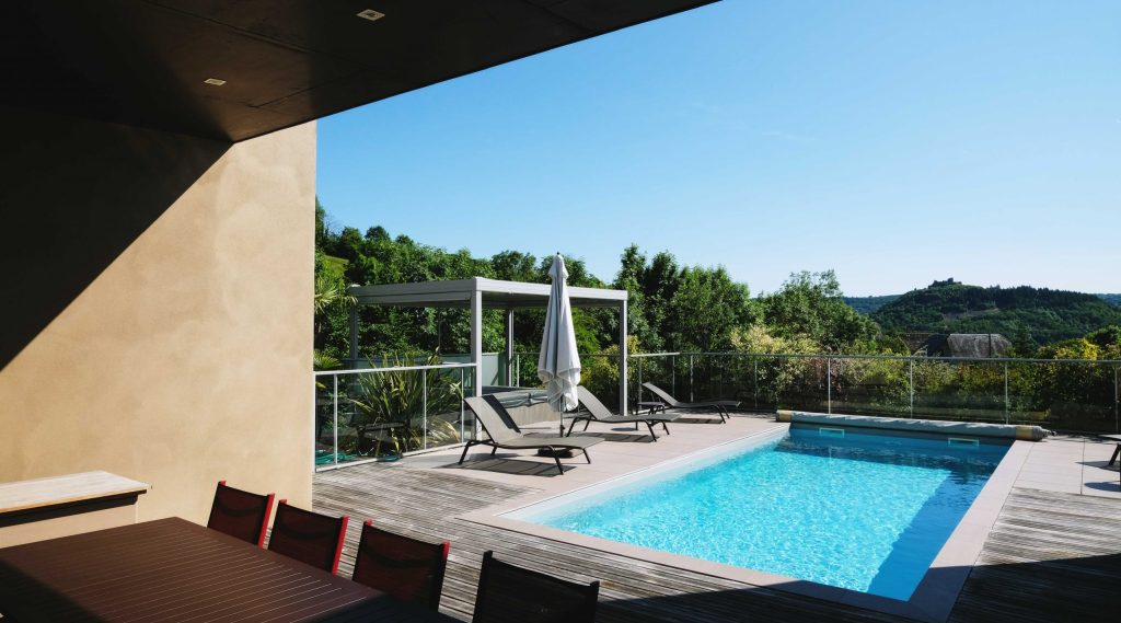 piscine villas