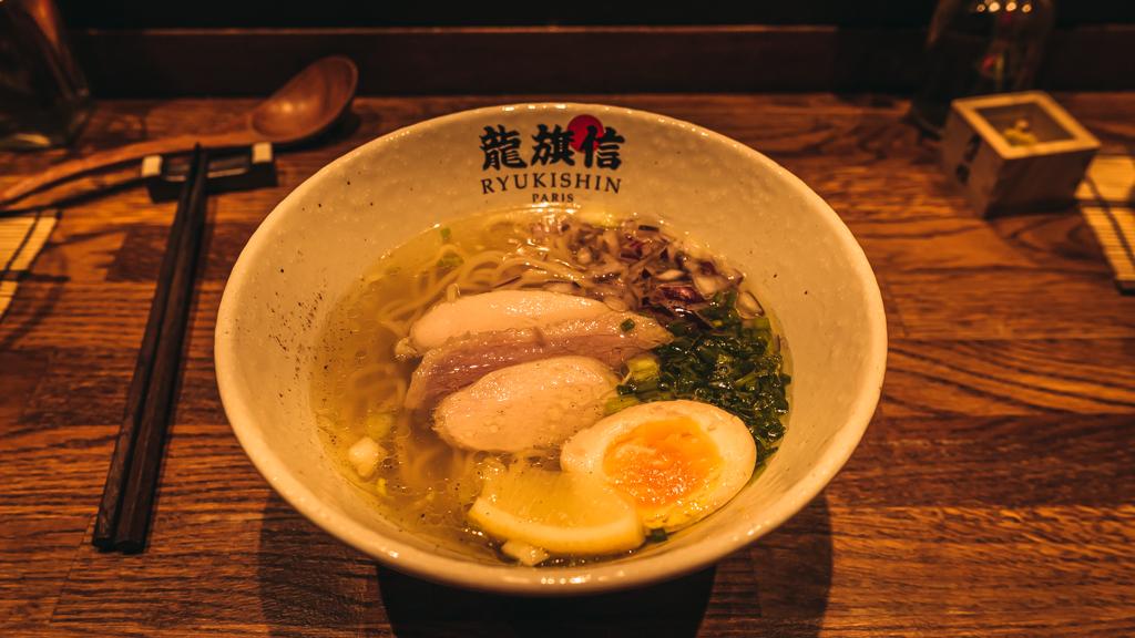 le ramen Sakai poulet