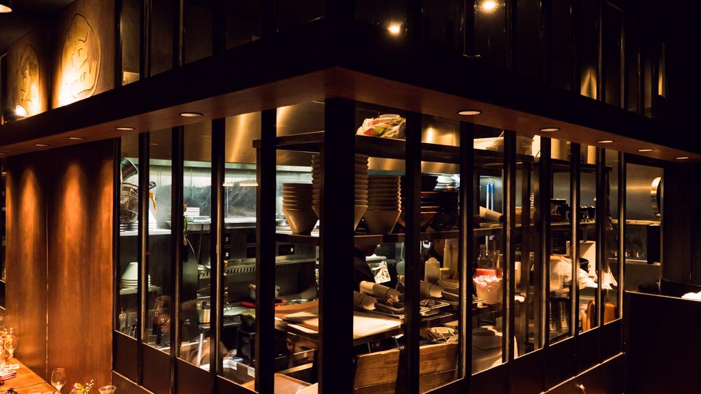 cuisine du restaurant Ryukishin