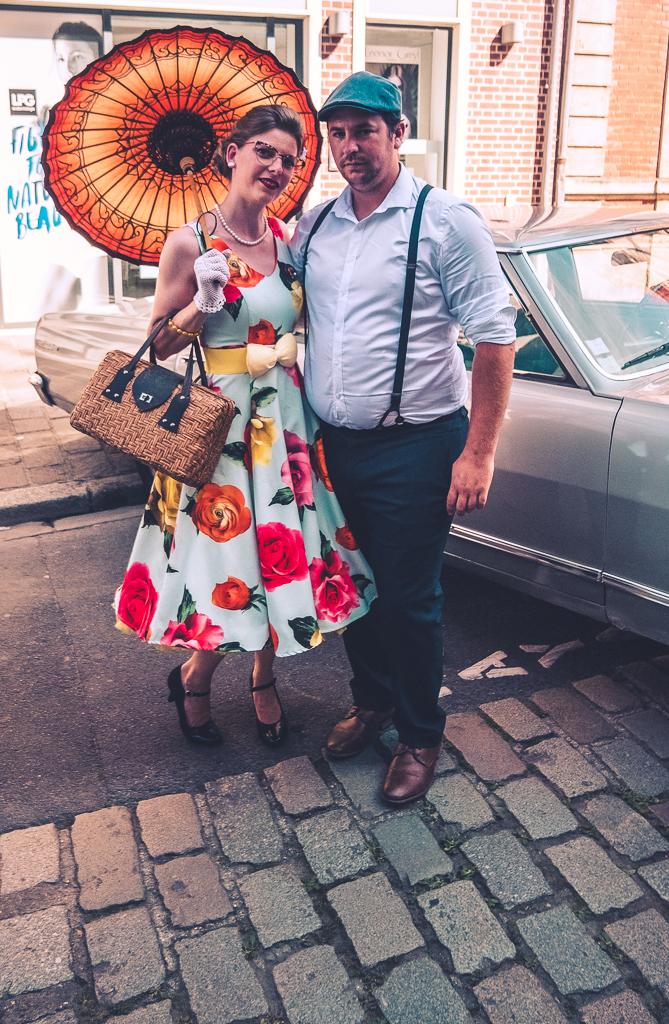 couple miss béthune rétro