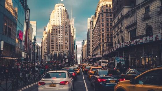 Les rues de New York City