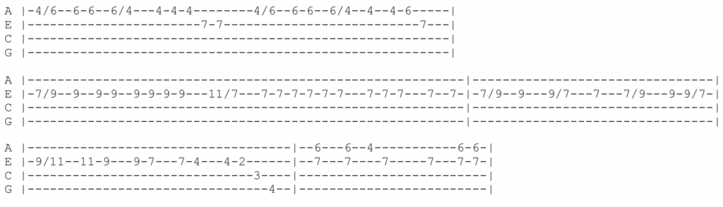 vampire weekend ukulele tabs - Dianne Young