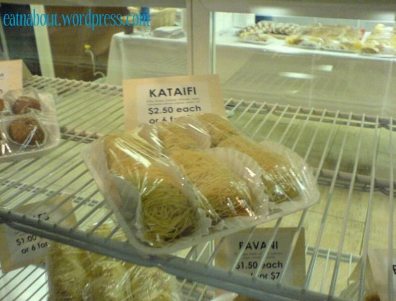 Greek Food Festival: Kataifa