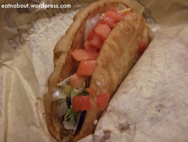 Taco Bell: Chalupa