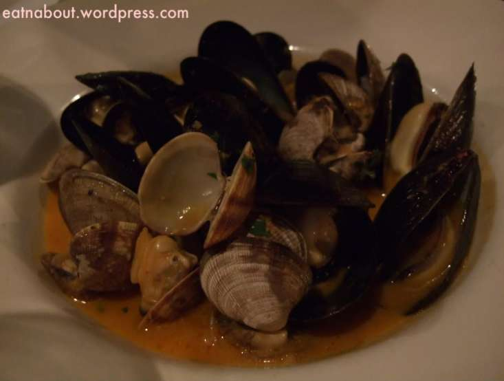 Seasons in the Park: Steamed Clams & Mussels