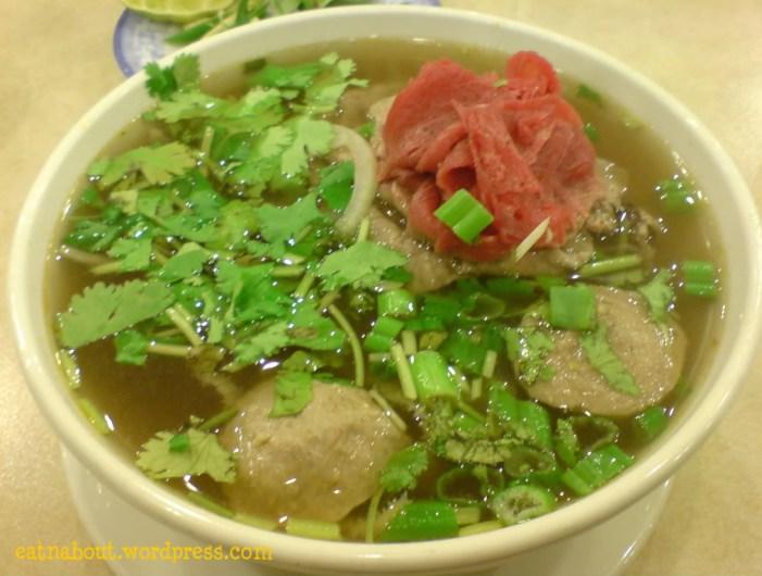 New Asia Deli Restaurant: House Special Pho