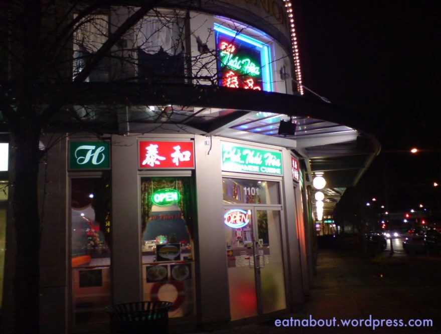 Pho Thai Hoa