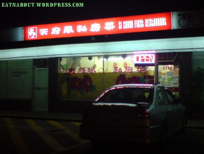 Si Chuan First