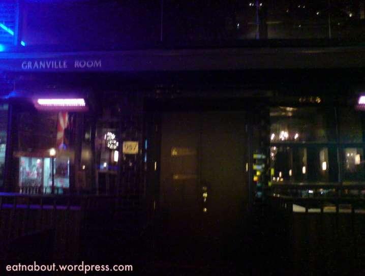 Granville Room