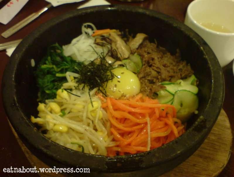 Dai Jang Kum: Bibimbap