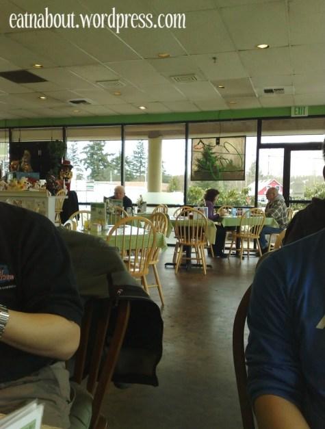 Tony's Pea Patch Cafe