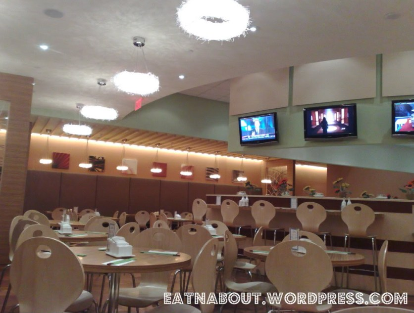 Shang Noodle House interior