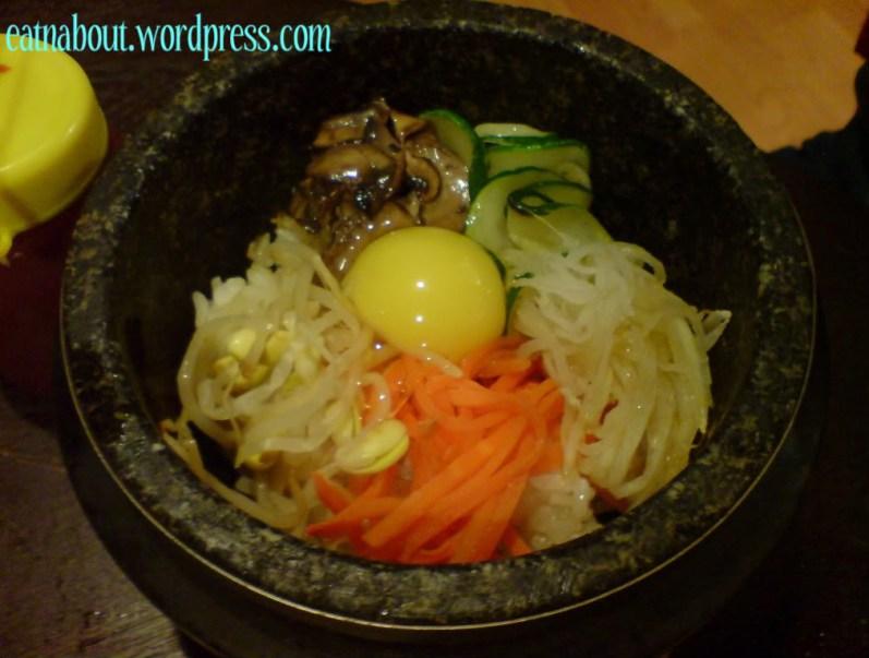 Kim Ga Nae: Stone bowl rice