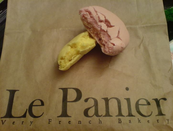 Le Panier - Very French Bakery: Macarons