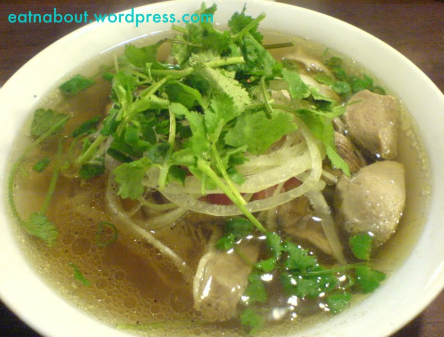 Halong Bay Vietnamese Restaurant: House Special Pho