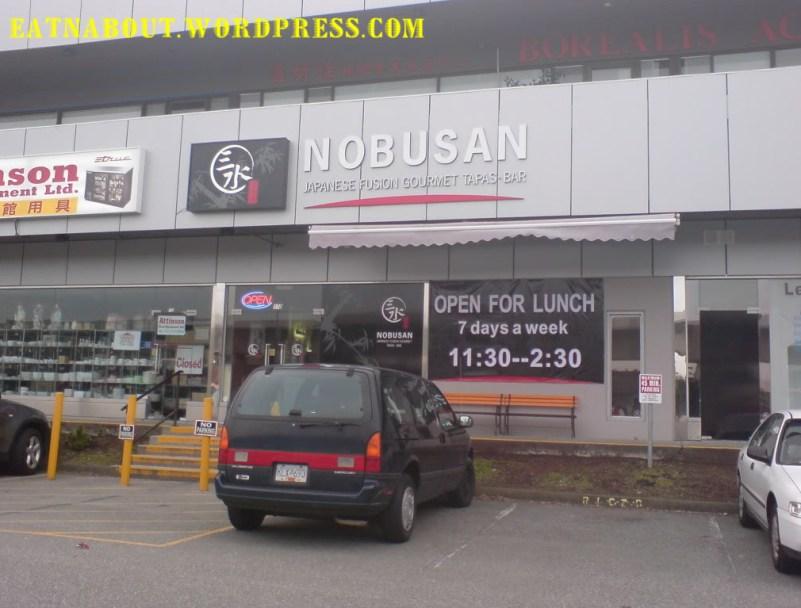 Nobusan Japanese Tapas-Bar