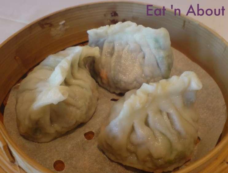 Kirin Restaurant: Steamed Mushroom Dumpling