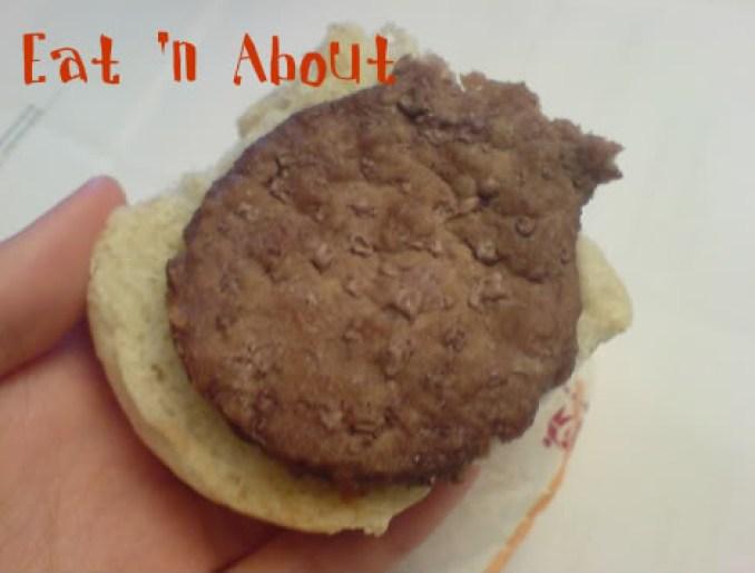 Burger King Burger Shots