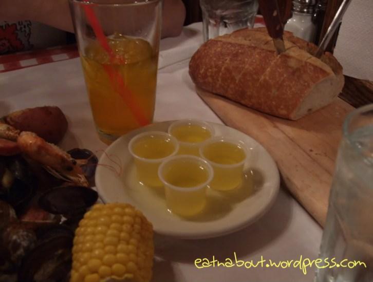 The Crabpot: Butter