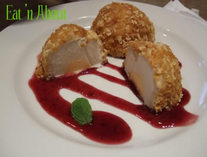 Ichiro Japanese Restaurant: Dyno Egg