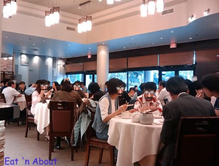 Shanghai River Restaurant interior