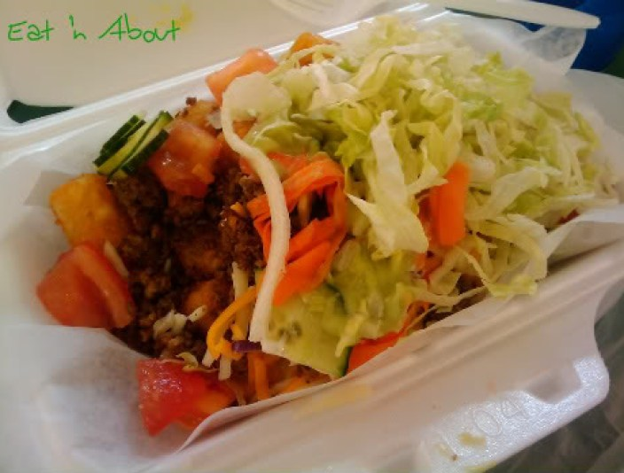 Taco Luis: Mexifries Supreme