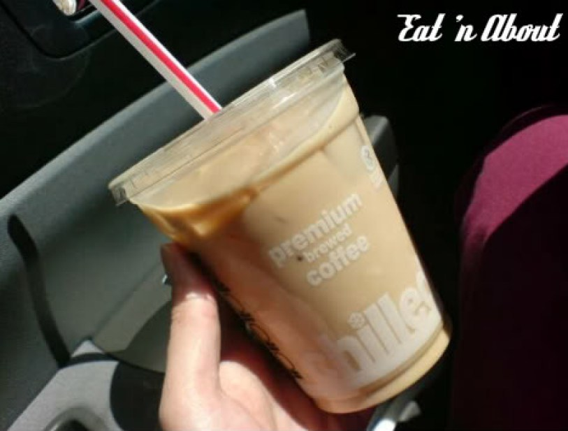 McDonalds Vanilla Iced Coffee