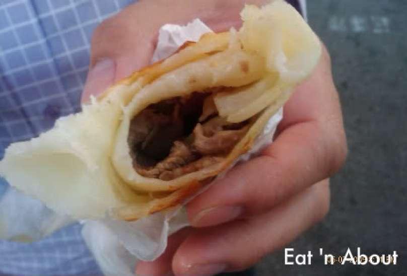 Summer Night Market Richmond: Lamb Pie
