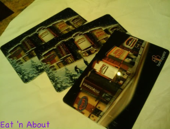 Swiss Chalet gift cards