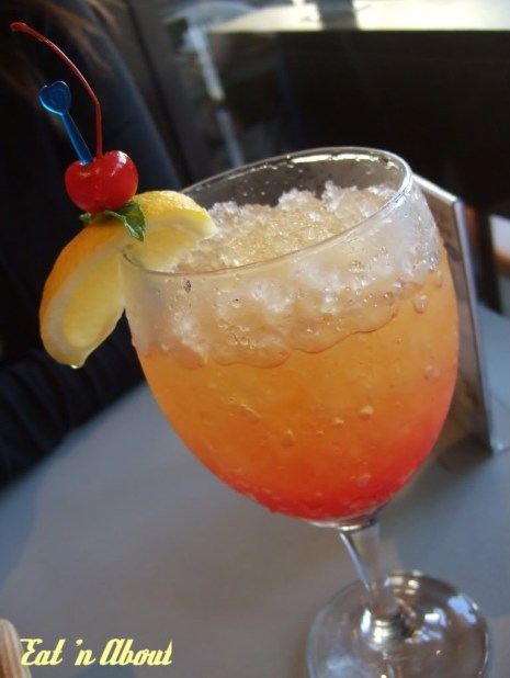 Barefoot Kitchen: Grenadine Apple