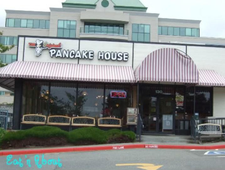 The Original Pancake House exterior