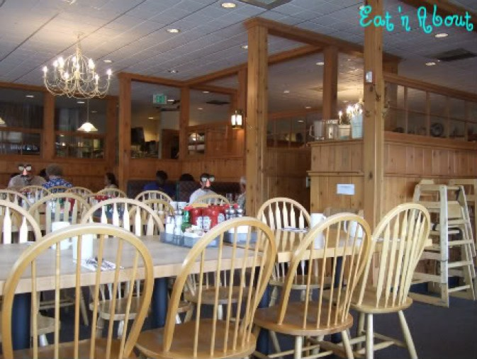 The Original Pancake House interior