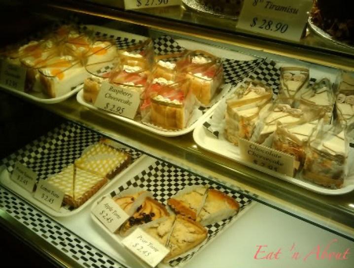 Manzano European Bakery selection