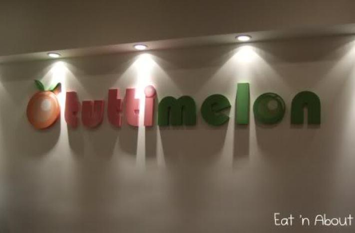 Tuttimelon Premium Frozen Yogurt