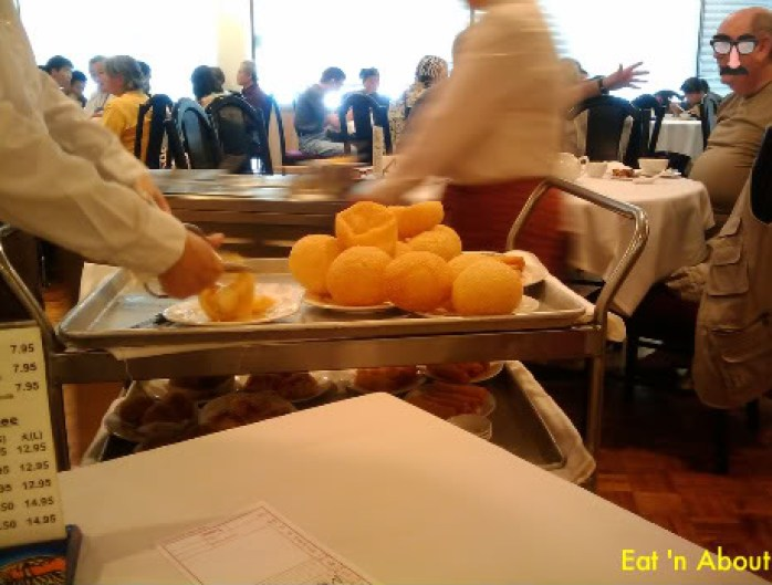 Dim Sum at Golden Sea City