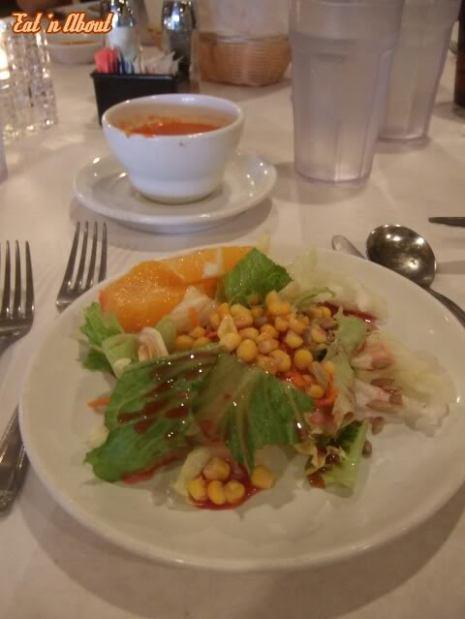 La Dolce Vita Trattoria: Tomato soup
