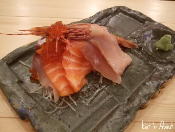 Gyo-O: Assorted Sashimi