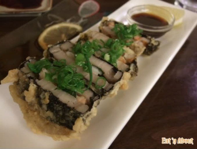 ShuRaku Sake Bar and Bistro: Renkon Hasami Age