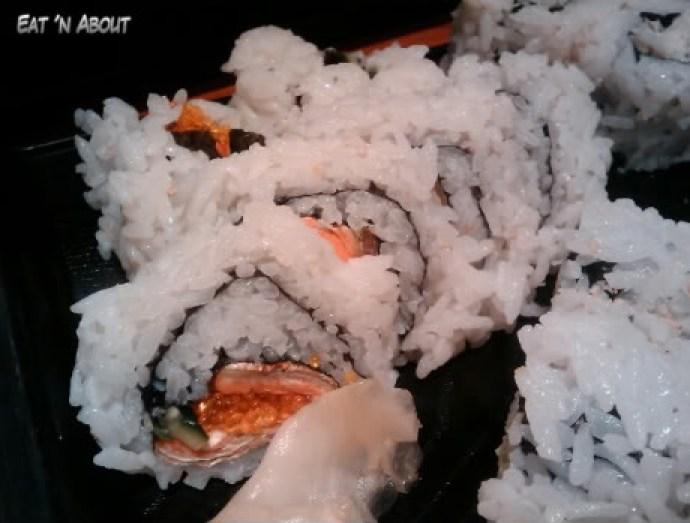 Sushi Hachi: BC Roll