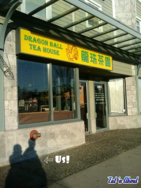 Dragon Ball Tea House