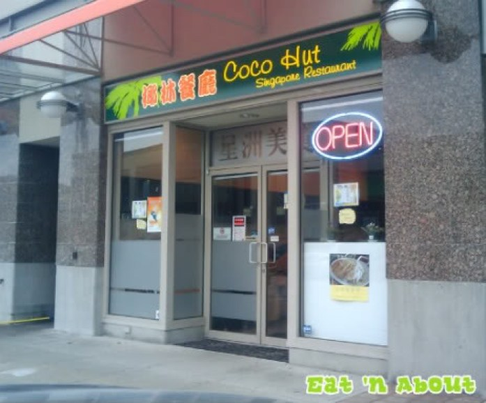 Coco Hut Singapore Restaurant Richmond