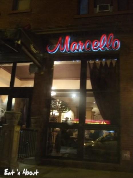 Marcello Pizzeria exterior