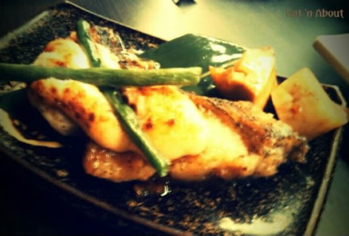 Guu Izakaya Richmond: Black Cod with Misomayo