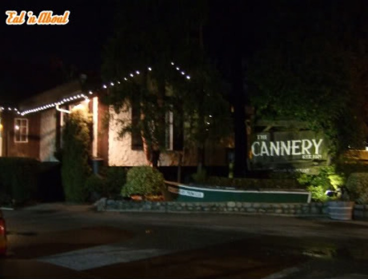 The Cannery exterior