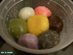 Bubble Queen's 7 Flavor Mochi