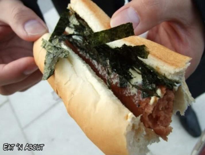 O-ZONE: Japanese Hot Dog